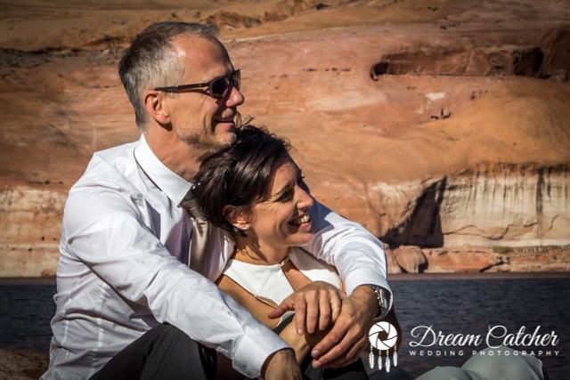 Antelope canyon Wedding, Lake Powell, A&D 9-9