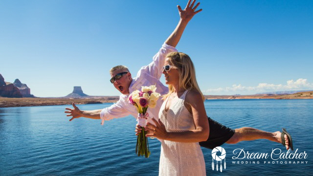 Lake Powell Wedding, E&E 5-60